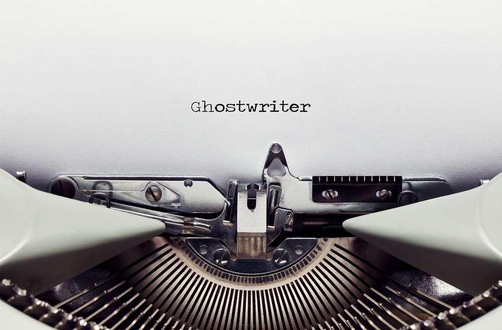 GhostWriting- Γράφουμε εκ μέρους σας