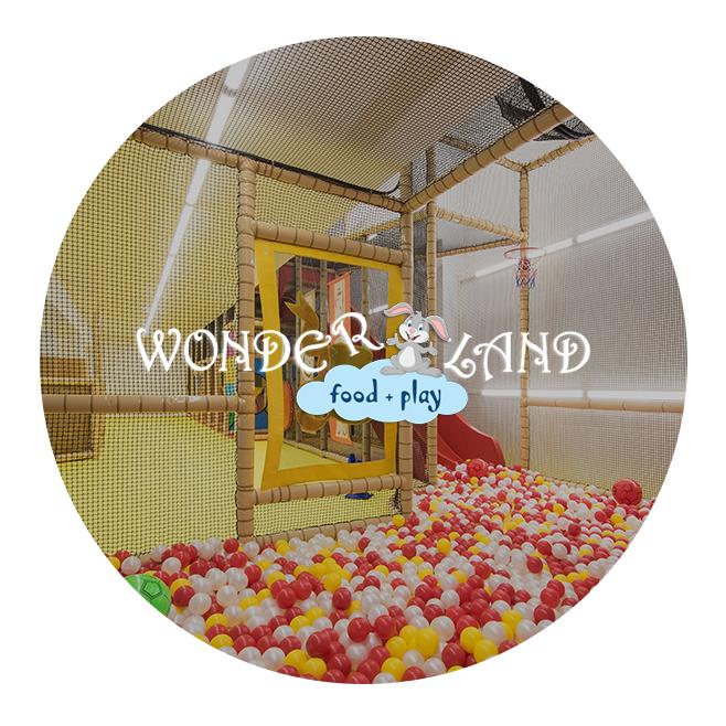 Wonderland- Σύνταξη Κειμένων Ιστοσελίδας, Social Media & Blog Content, Media Planning