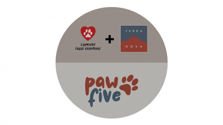 Paw Five- Εύρεση Slogan για διαφημιστική καμπάνια